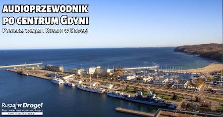Ruszaj w Drogę nagrywają pionierski audioprzewodnik po Gdyni