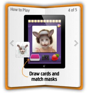 Mask Jumble Animals How to Play 4