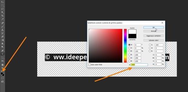 cambiare-colore-logo