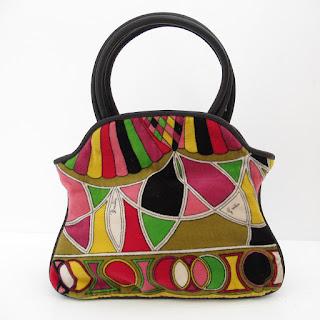Emilio Pucci Vintage Handbag