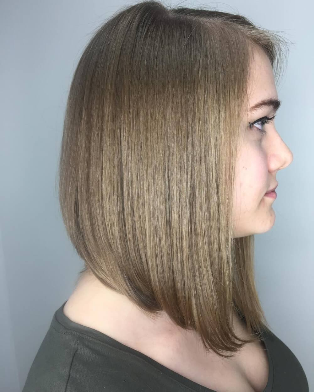 +10 Best Shoulder Length Haircuts for women's 2018 4