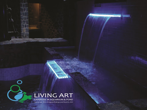 Design U0026 Installed By Living Art Aquarium. Kindly Visit For More Details @  Www.livingartaquarium.in