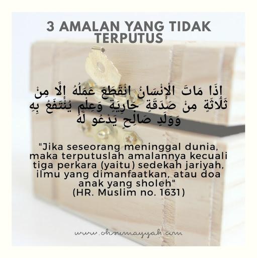 3 perkara hr muslim
