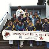 UBC Ski Team - 1990's