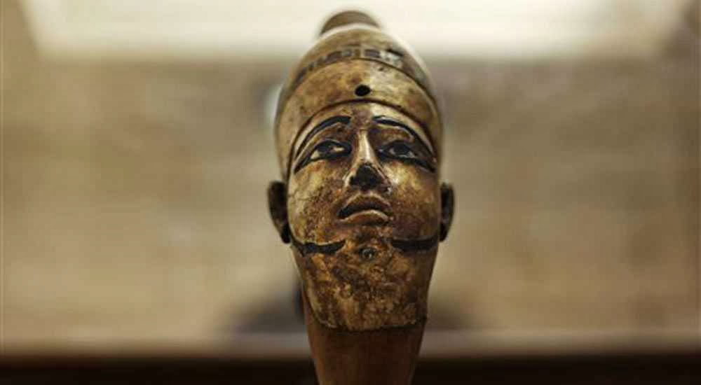 More Stuff: 96 artefacts missing from museum in southern Egypt