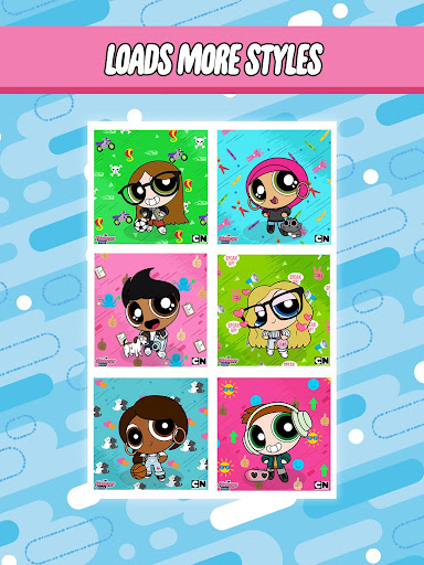 Powerpuff Yourself - Powerpuff Girls Avatar Maker 3.8.0 screenshots 13