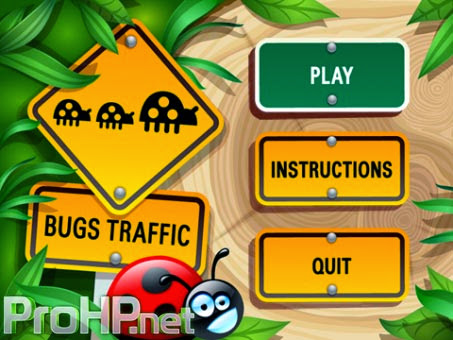 Bugs Traffic