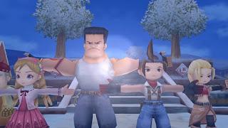 Kali ini saya akan membahas Harvest Moon Hero of Leaf Valley 4 Ending Harvest Moon Hero of Leaf Valley