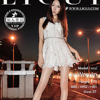 LiGui 2015.05.06 网络丽人 Model 文欣 [50P] cover.jpg