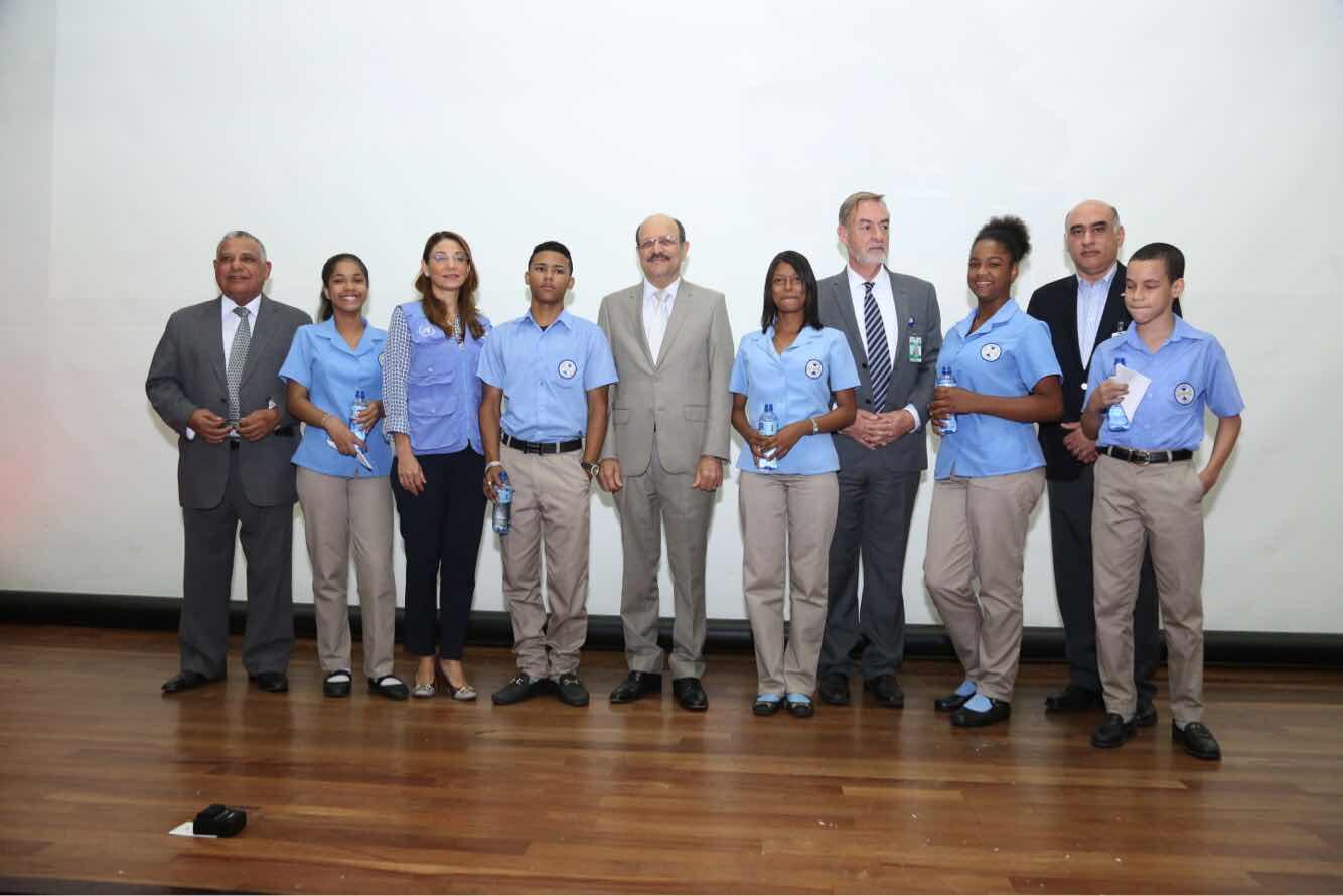 INABIE y Ministerio de Salud Pública lanzanJornada Nacional de Desparasitación en Escuelas Públicas de Todo el País.