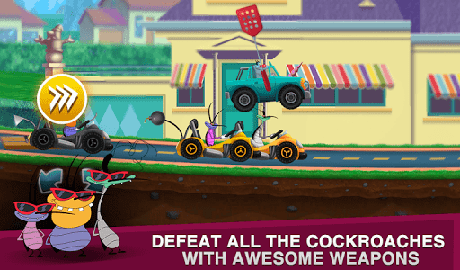 Oggy Super Speed Racing (The Official Game) cheat screenshots 4