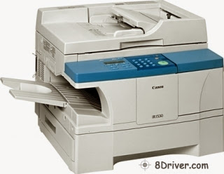 Download Canon iR1530 Printer Driver and install