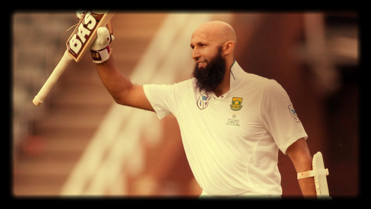 Hashim Amla. Picture: REUTERS