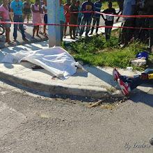 Mujer de nacionalidad haitiana muere al ser impactada por Guagua de transporte público.