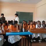 Free Workshop at Sharada School at Hosakerehalli