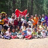Campamento de Semana Santa 2010