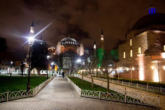 Собор святої Софії у Стамбулі