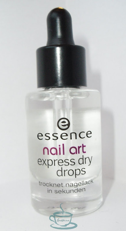 essence nail art express dry dro
