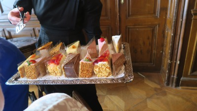Cafe Demel Cakes