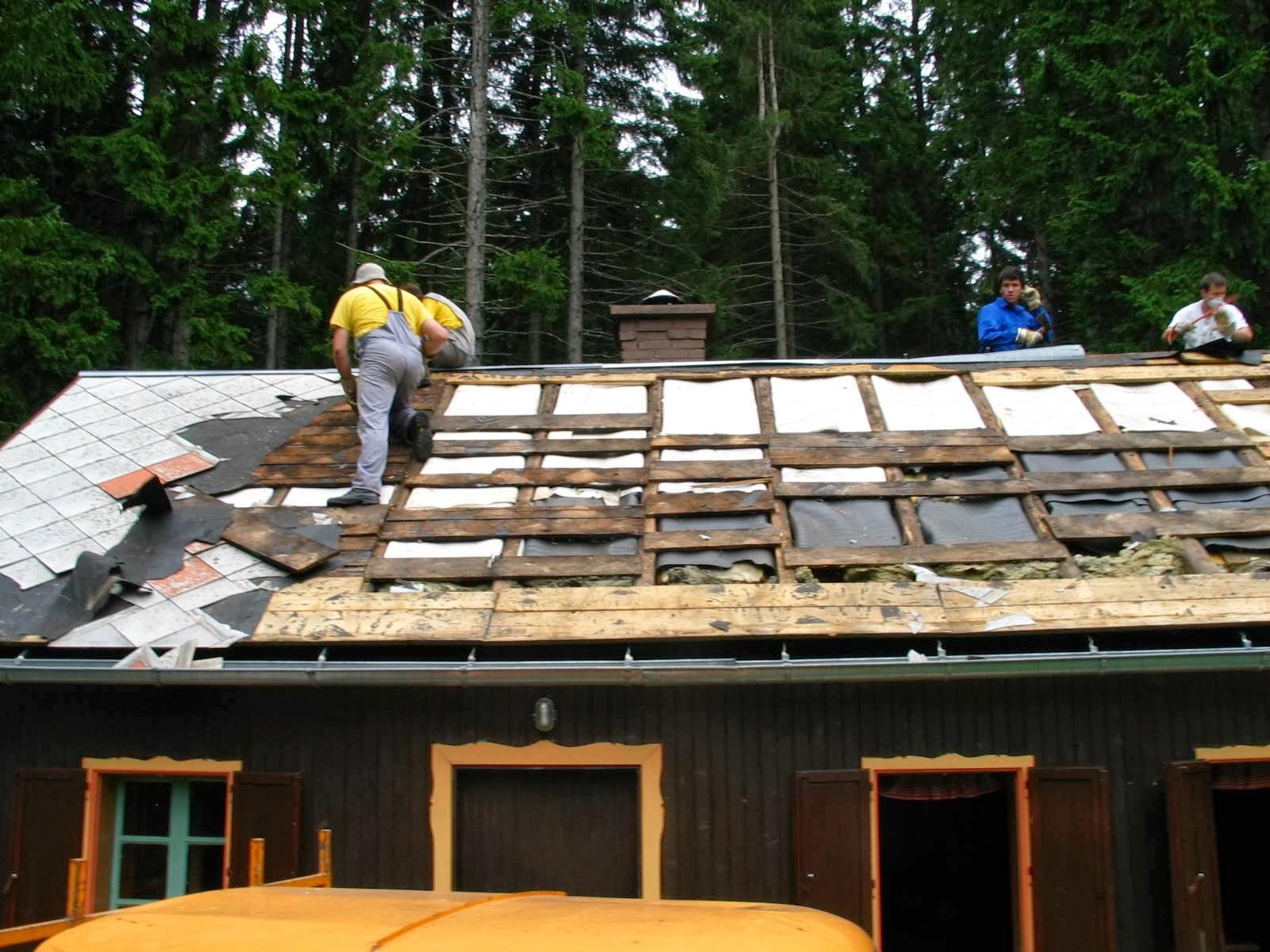 Delovna akcija - Streha, Črni dol 2006 - streha%2B056.jpg