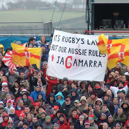 Ulster v Llanelli HC, 13th January 07