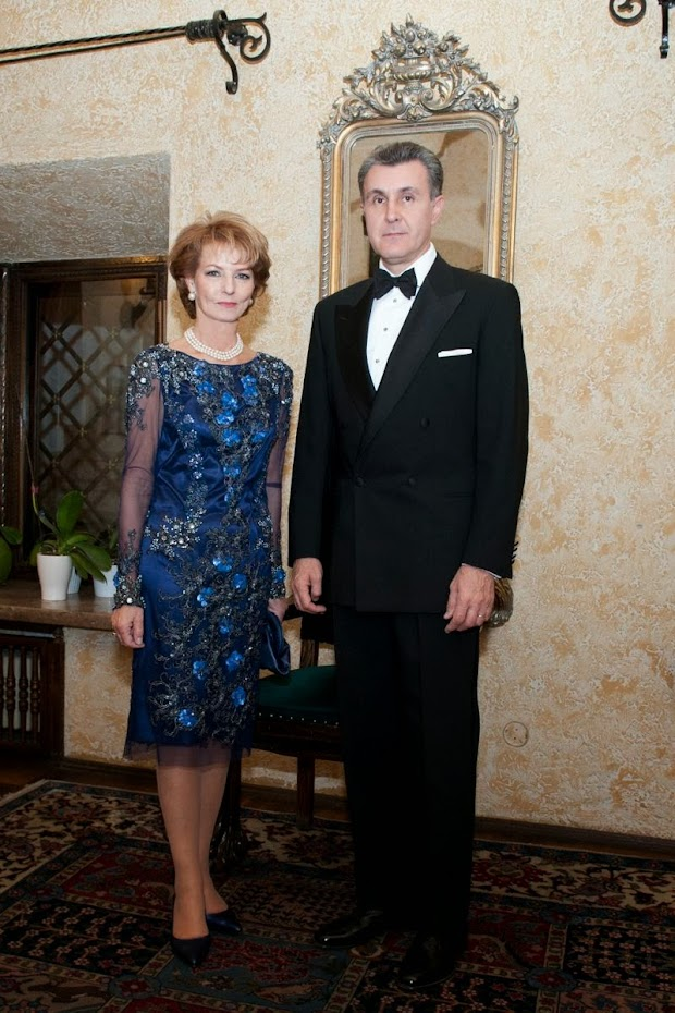 Altețele Lor Regale Principesa Moștenitoare Margareta și Principele Radu se află într-o vizită cu caracter public în Regatul Unit al Marii Britanii și Irlandei de Nord