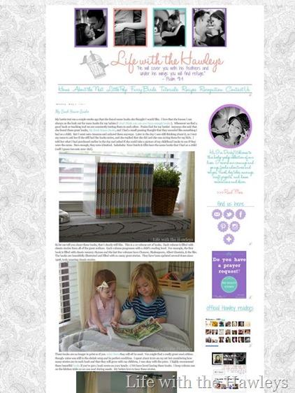 Blog Design 2014-2017