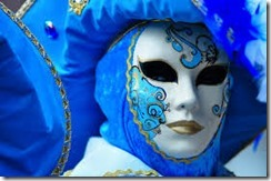 Venice Mask II