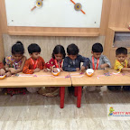 Rakshabandhan Celebration of Nursery Evening at Witty World, Chikoowadi (2017-18)