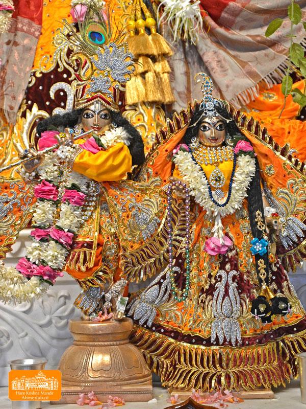 ISKCON Hare Krishna mandir Ahmedabad 11 Jan 2017 (7)