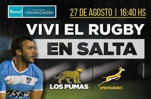 Los Pumas en el país: venta de entradas