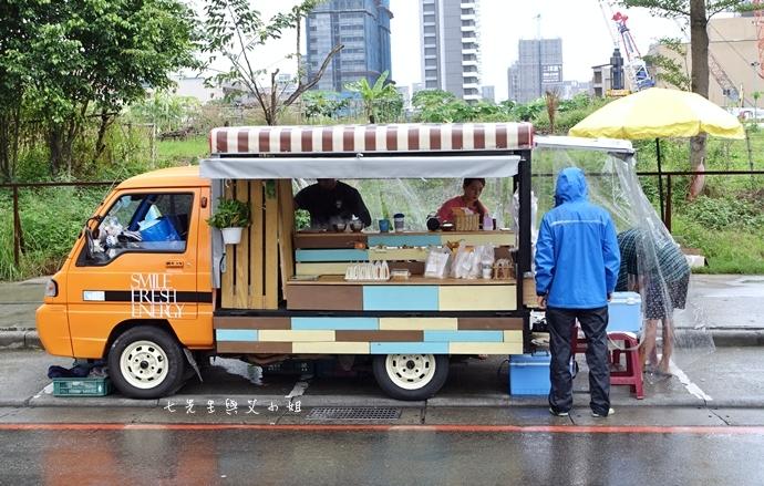 1 早鳥吐司 碳烤吐司餐車