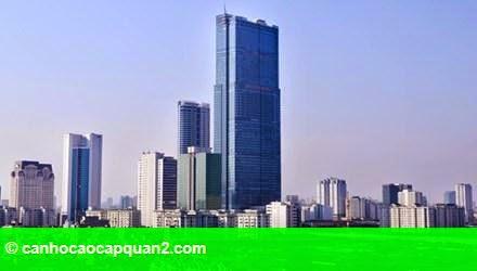Hình 1: Qatar chi 800 triệu USD mua tòa nhà Keangnam ở Hà Nội