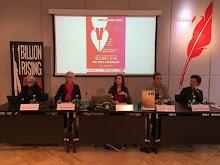 One Billion Rising Pressekonferenz