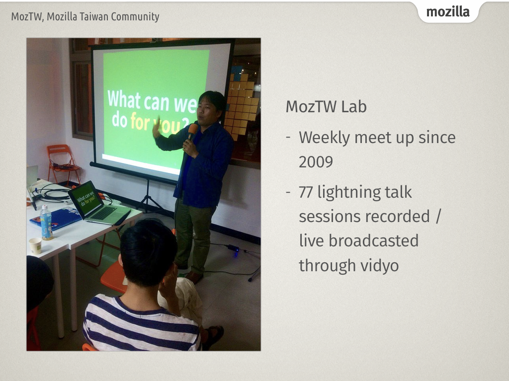 MozTW Lab