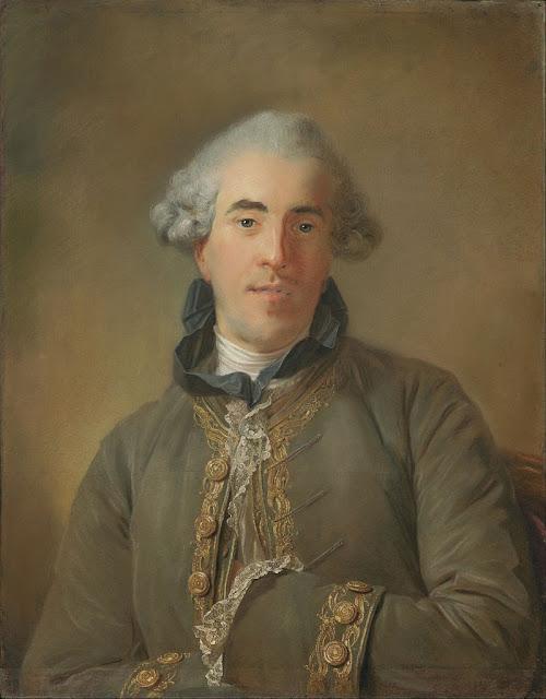 Jean-Baptiste Perronneau - Portrait of Théophile Van Robais - Google Art Project