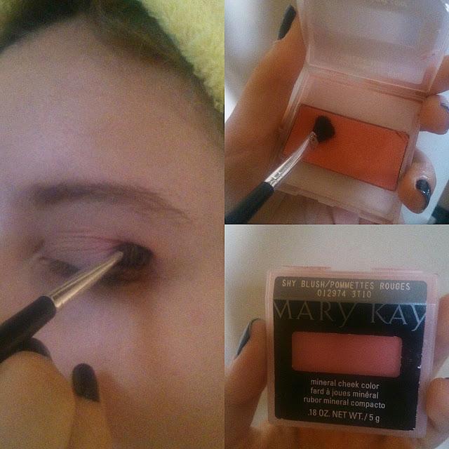 Maquiagem básica para o dia a dia! Blog Insaturada! Passo a passo dos olhos!
