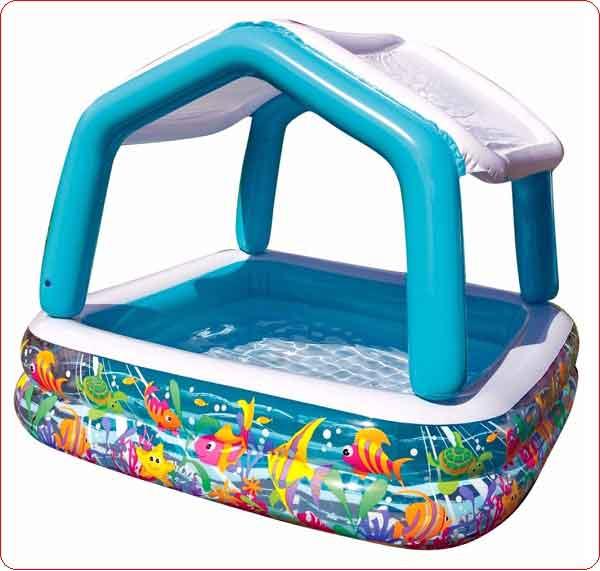 bể bơi phao mini cho bé