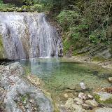 La grande cascade d'Alloix