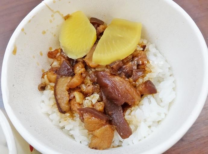 25 曉迪米糕滷肉飯 山內雞肉 南機場夜市美食