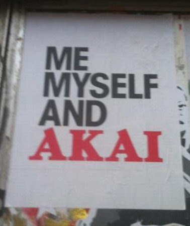 Micall Parknsun - Me, Myself and Akai