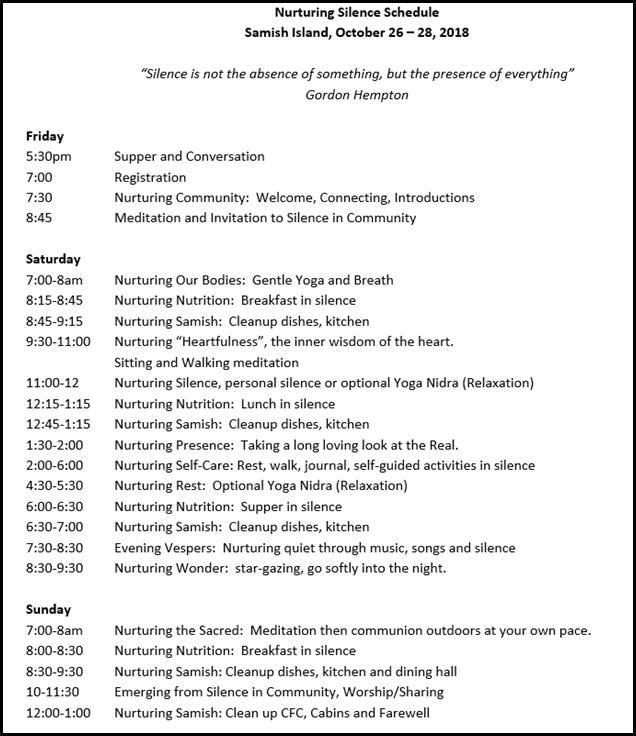 NSR schedule 180925