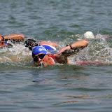 Nonstop Triathlon 2010: Schwimmstrecke