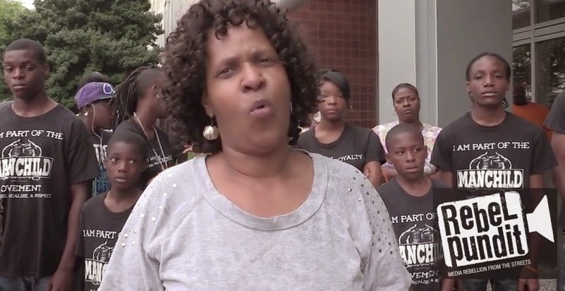 Black residents of Chicago say Obama should resign