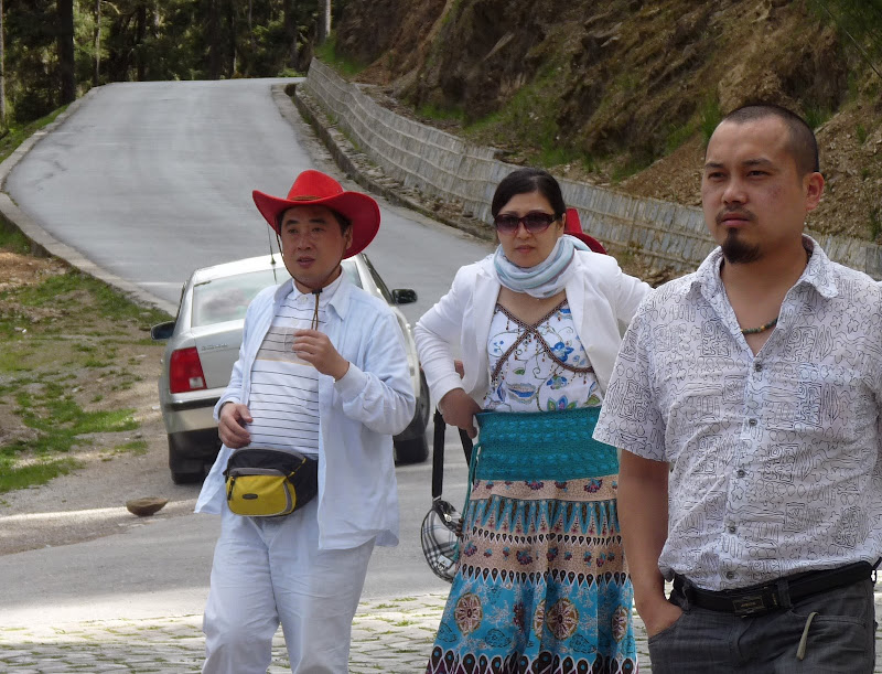 Chine . Yunnan.Shangri la,  POTATSO park - P1260321.JPG