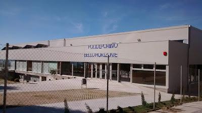 Polideportivo BelloHorizonte (Marbella) - Entrada principal