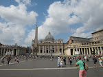 It's truly a stupendous view and quite an impressive monument to Catholicism