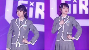 Warganet Sayangkan Song Xinran SNH48 Lupa Gerakan Tari Lagu Tema Qing Chun You Ni 2