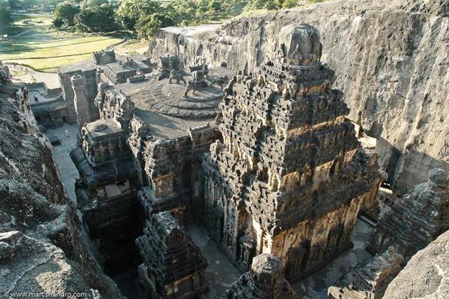 4 dos mais misteriosos templos antigos construídos 04