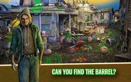 Zombie Hidden Object Game – Death Escape - náhled